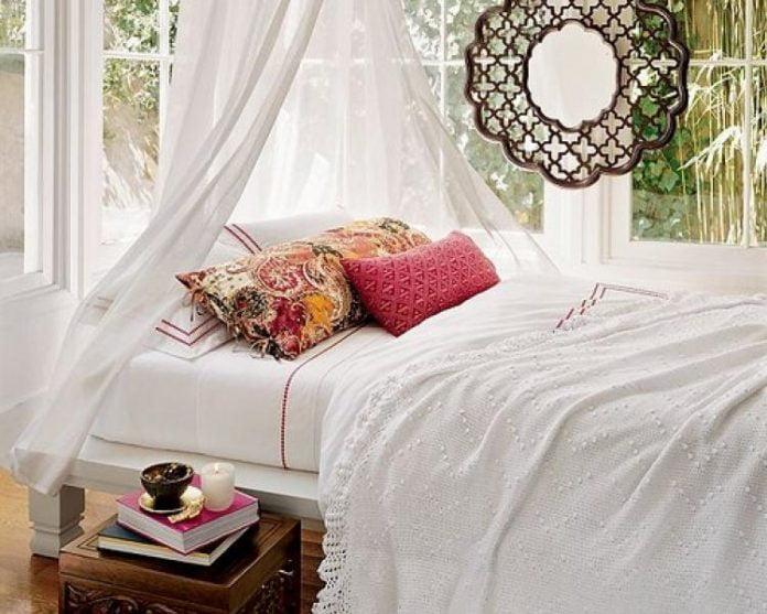Dormitor racoros pe timp de vara, Foto: nccproperty.com