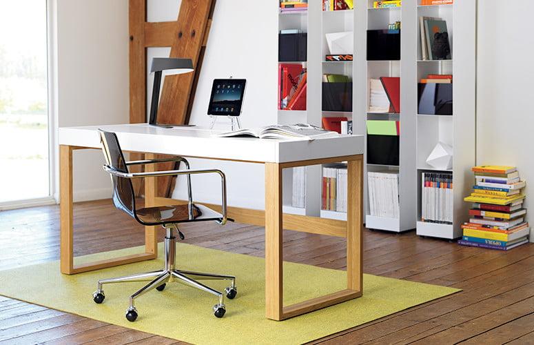 Transformati masa intr-un birou sic, Foto: diyacademy.ru