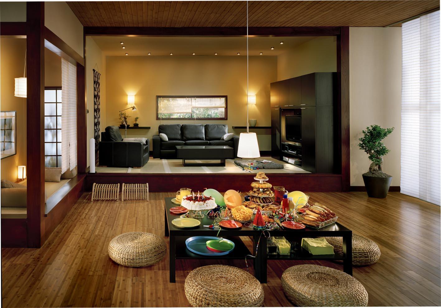 Designul japonez, Foto: homeinsidedesign.com