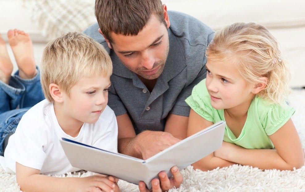 Cititul la copii Foto: www.memorytr.com