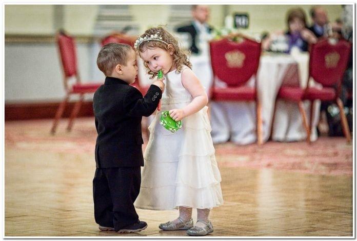 Copiii la nunta, Foto: kids-event.nl