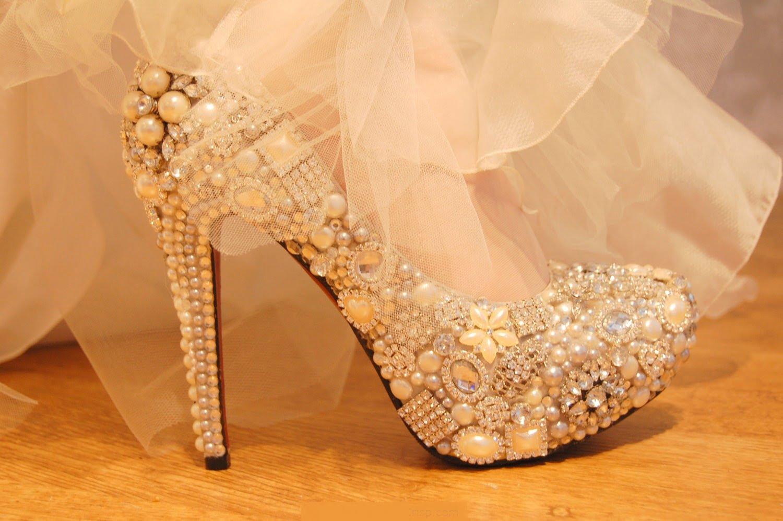 Pantofi de mireasa, Foto: biensavvy.eu