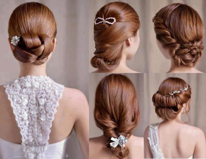 Cum sa ai o coafura perfecta pentru nunta, Foto: storiadellamodafemminile.wordpress.com