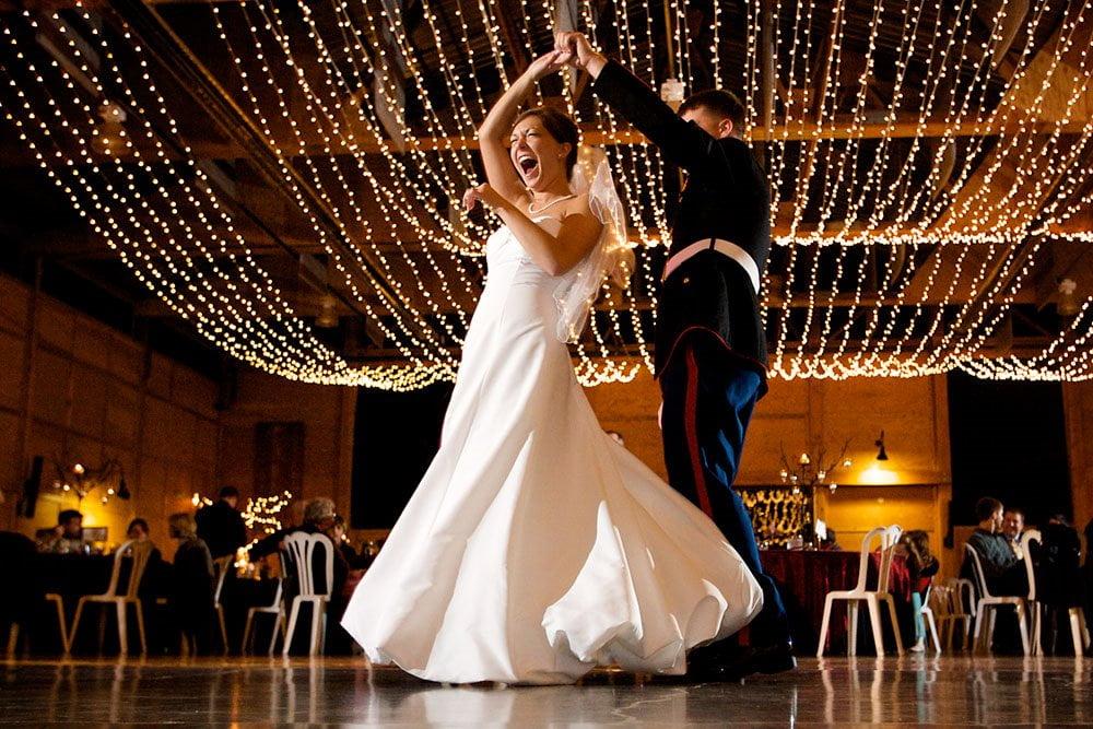 Ringul de dans la nunta, Foto: decorartluz.blogspot.com