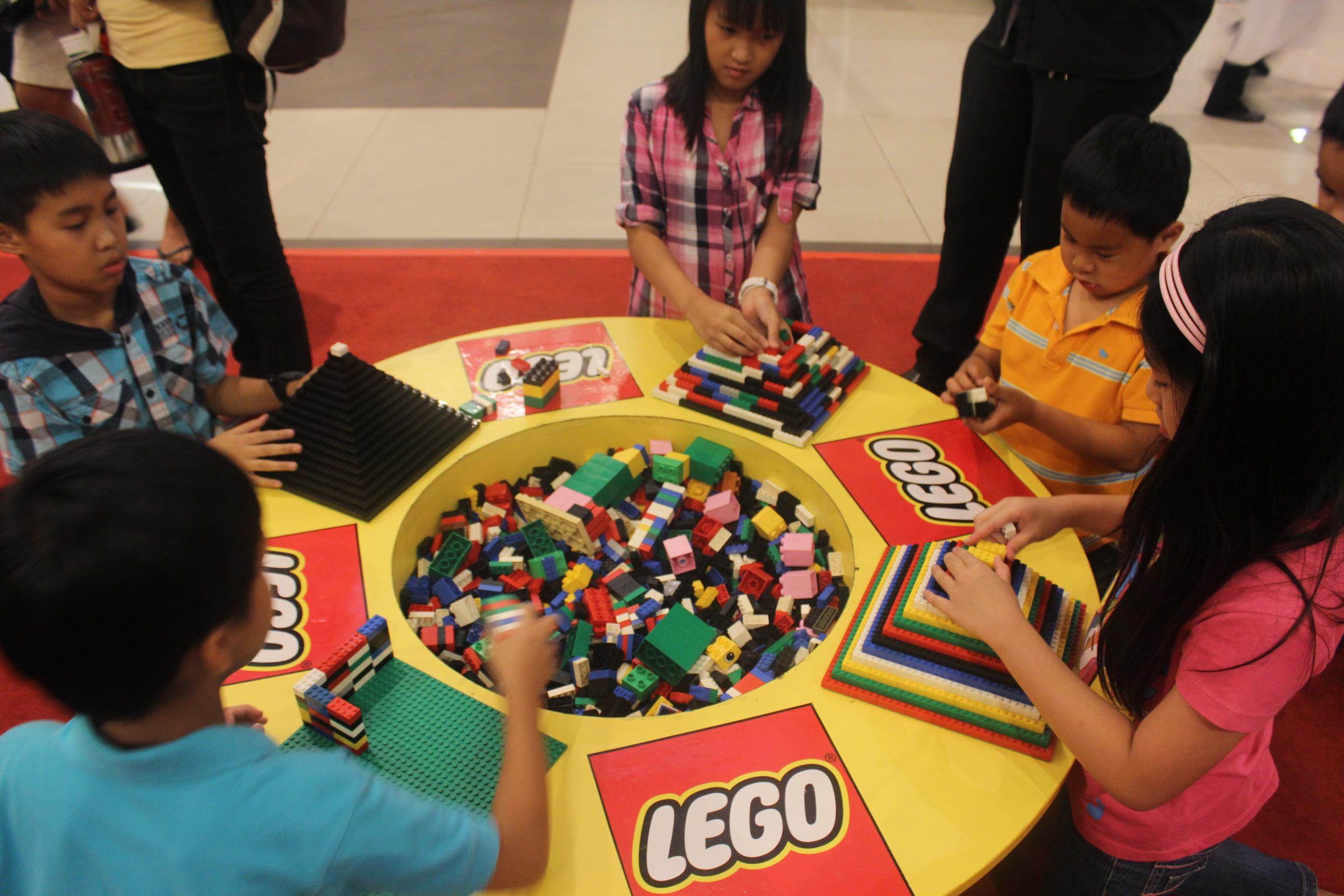 Jocul de lego Foto: zerothreetwo.com