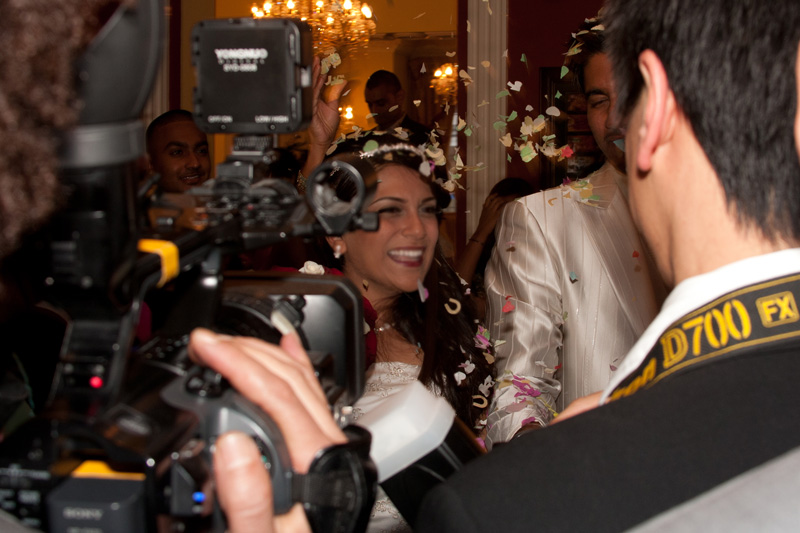 Invata sa lucrezi cu cameramanul la nunta, Foto: entouraaj.com