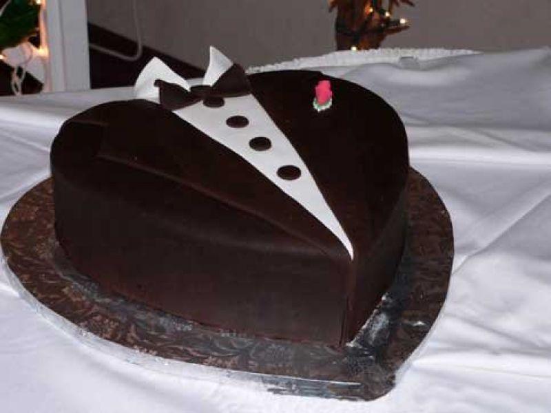 Tortul mirelui, Foto: svadba-obninsk.info