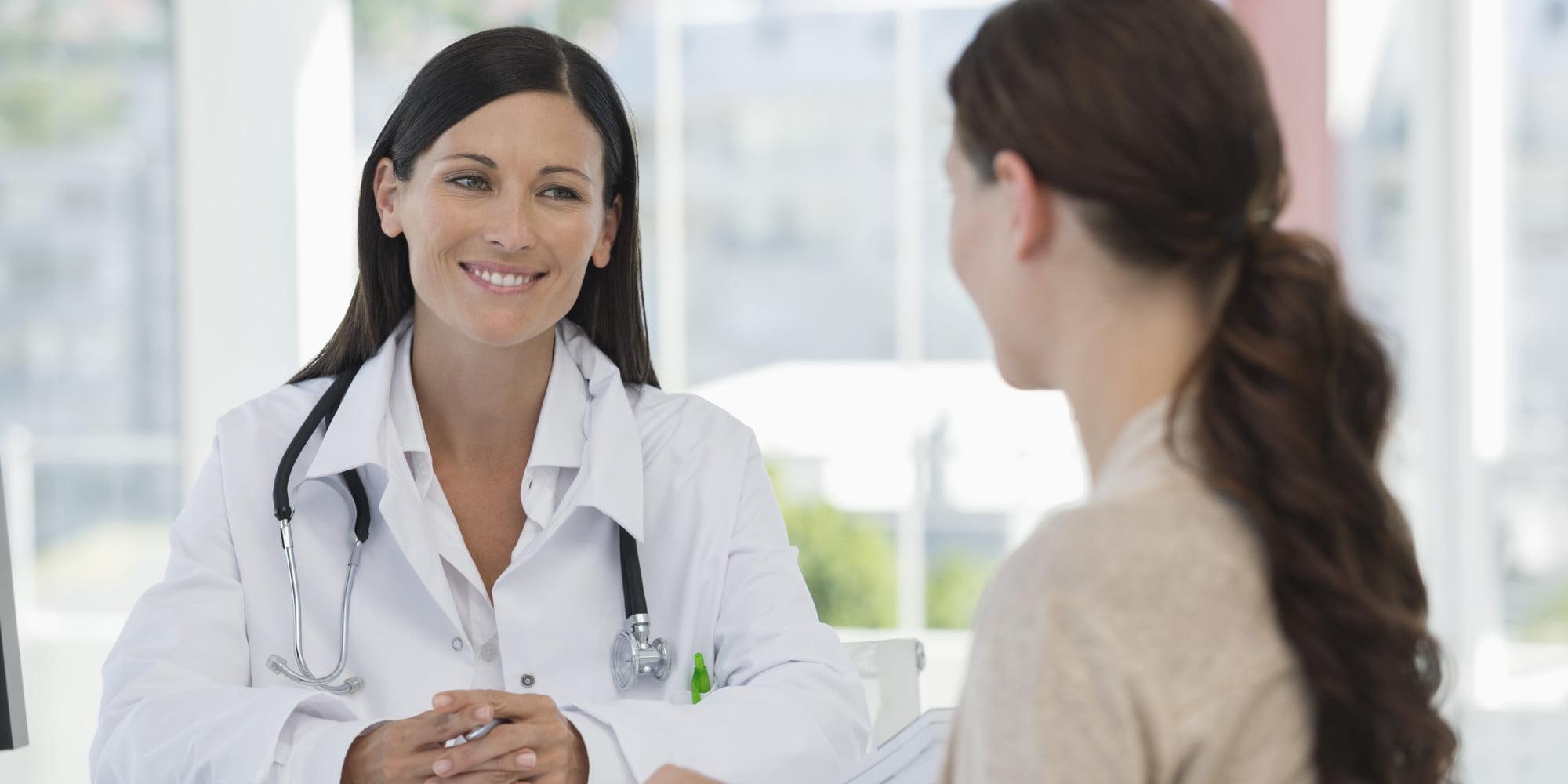Femeie la doctor Foto: www.huffingtonpost.com