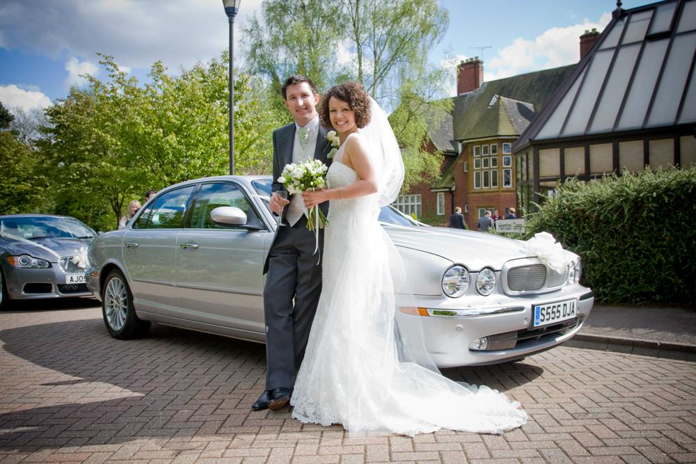Masina nunta Foto: www.venuebirmingham.com