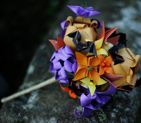 Buchet-realizat-din-origami