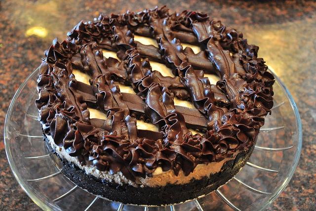 Cheesecake-cu-ciocolata