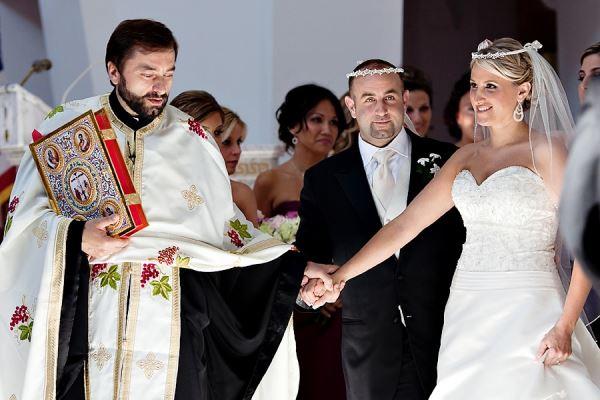 Nunta traditionala greceasca, Foto: svadbagrez.ru