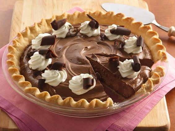 Placinta-cu-ciocolata
