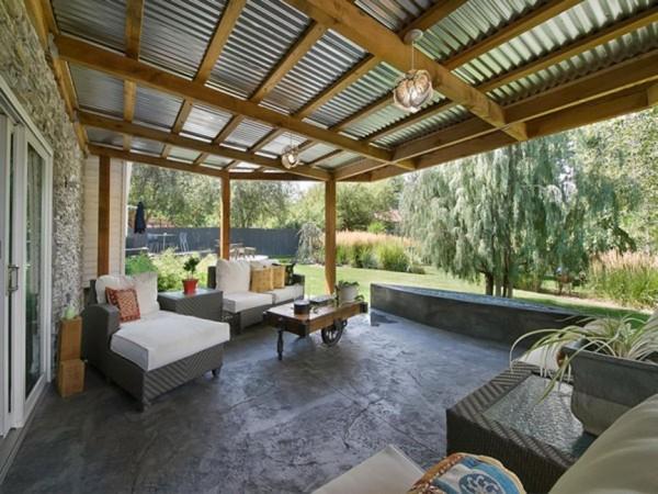 Tipuri de terase, Foto: delcosingles.com