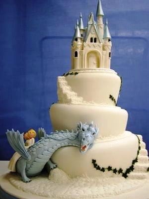 Tort-de-nunta-medieval