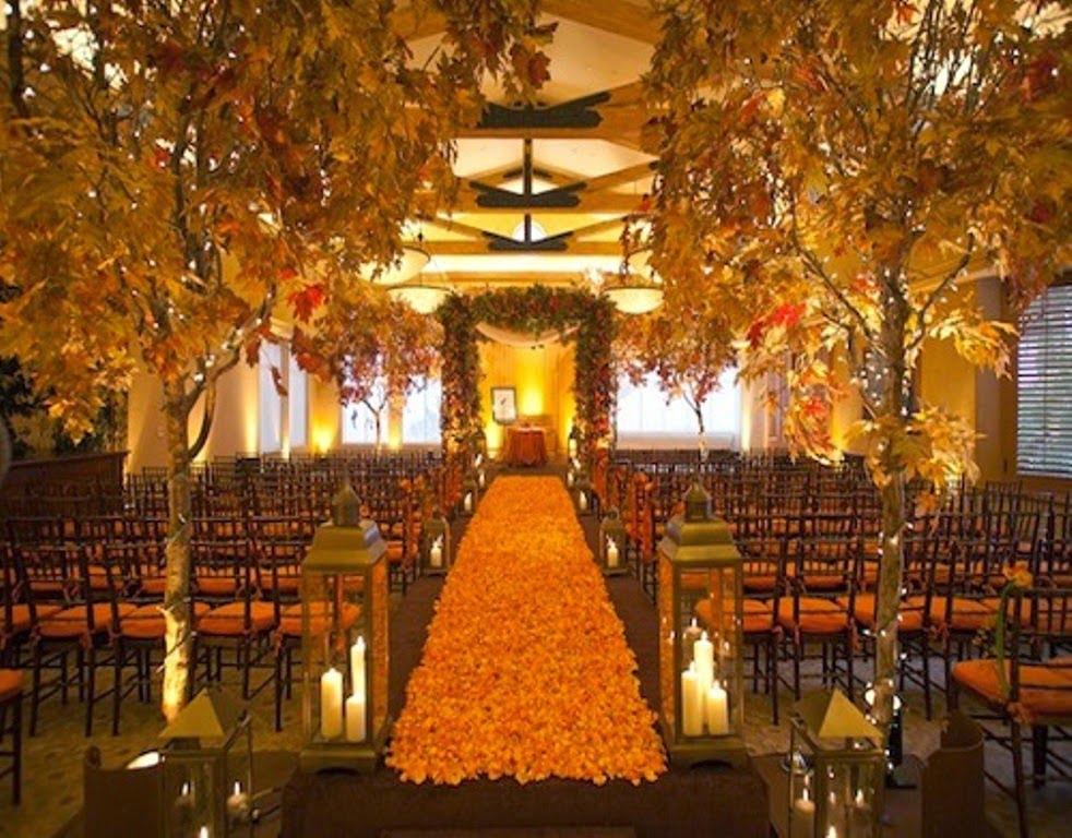 Culori pentru o nunta de toamna, Foto: niepoprawnapannamloda.blogspot.com