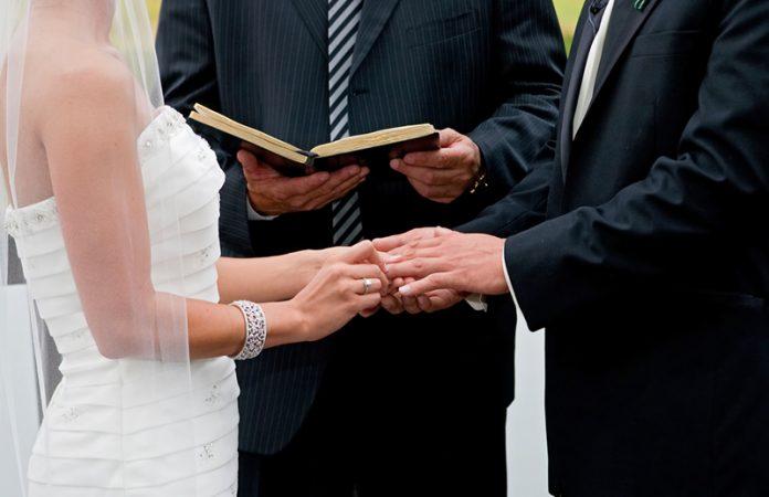 Juramintele de nunta, Foto: teaparty.org