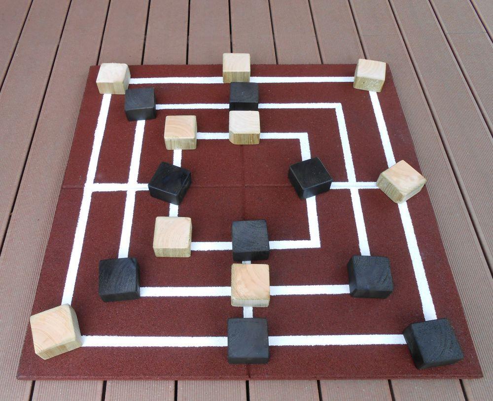 Jocul moara Foto: www.nordinova.ro