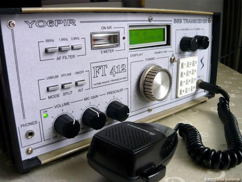 Radioamatorism Foto: radioresita.ro