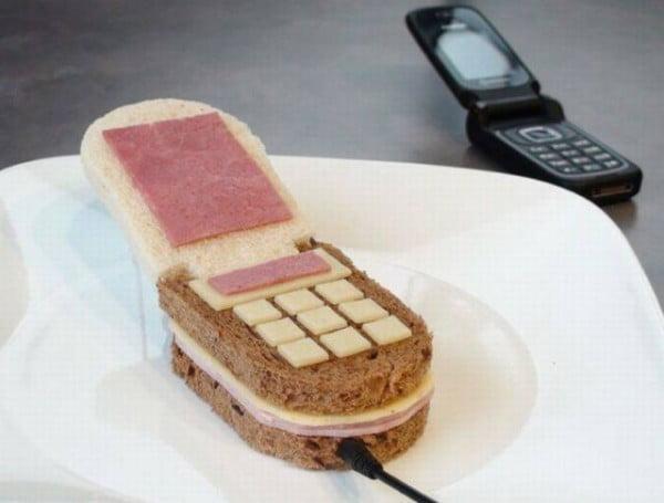 Arta cu sandvisuri