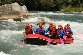 Rafting Foto: www.tignes.net