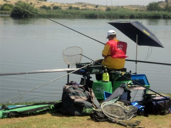 Pescuitul la rubeziana Foto: www.pvtv.ro