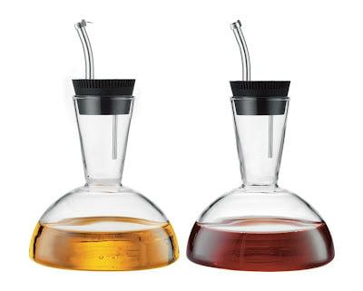 Cele mai ingenioase seturi pentru ulei si otet