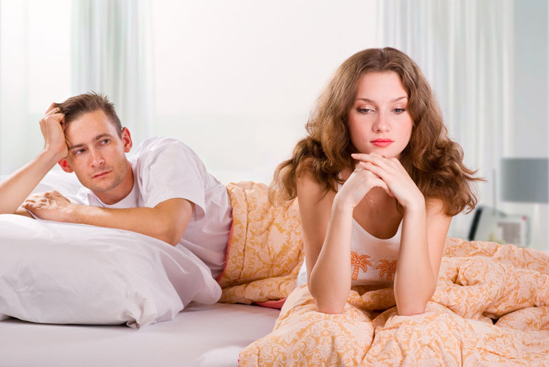 Cum faci fata unui partener gelos, Foto: nieuwsblad.be