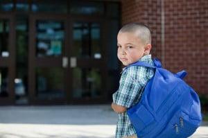 Frica de scoala
