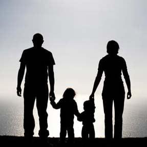 Parinti si copii - o familie