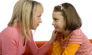 Ascultarea activa in discutia cu copilul
