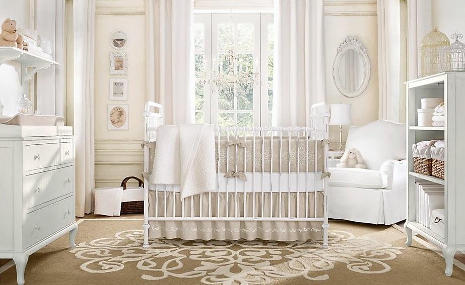 Camera bebelusului, Foto: home-designing.com