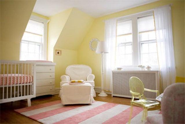 Culorile perfecte pentru camera copilului, Foto: mosteleganthomes.com