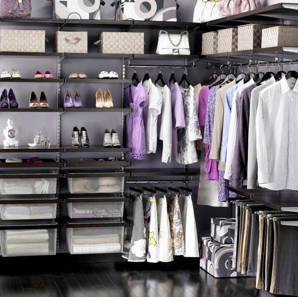 Dulapul de haine, Foto: homedit.com