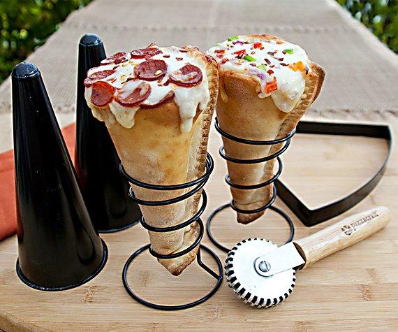 Pizza la cornet