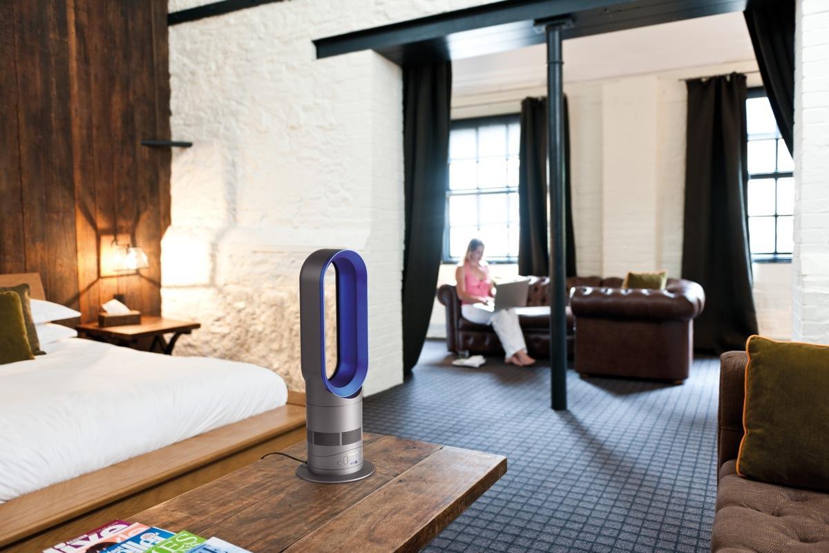 Ventilator Dyson, Foto: digitaltrends.com