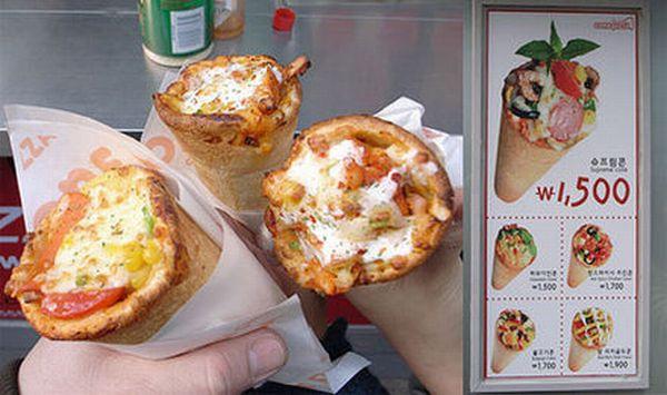 pizza-cornet