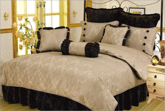 Lenjerie de pat, Foto: bedroomdaily.com