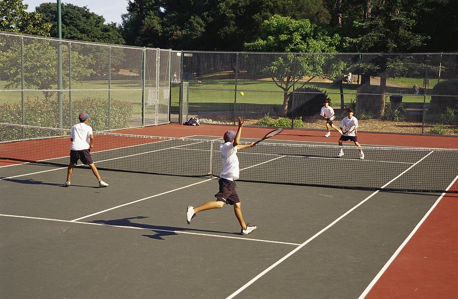 Jucatori tenis Foto: thepoolscene.com