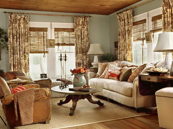 Culori potrivite pentru sezonul rece in designul interior, Foto: thepackratwifey.com