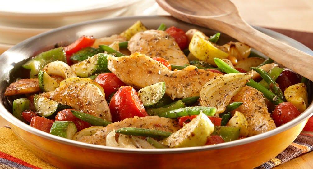 Top zece cu cele mai bune retete culinare rapide, Foto: zatarains.com