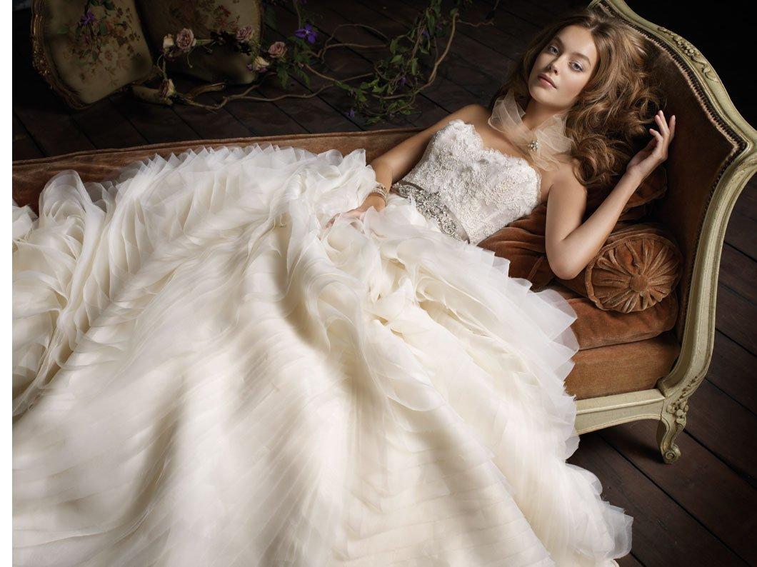 Culori potrivite pentru rochia de mireasa, Foto: piuperte.com