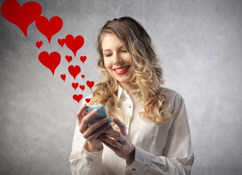 Sms-uri de dragoste, Foto: tecnologia.terra.com.br