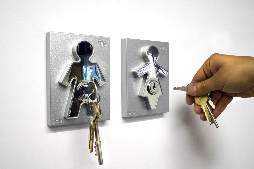 Suportul pentru chei, Foto: lbcmodern.com