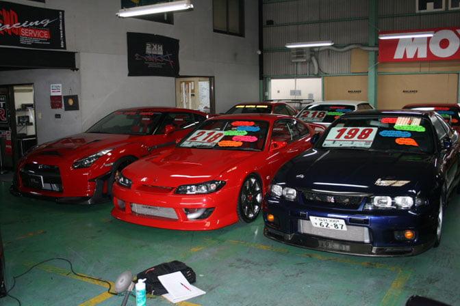 Car tuning Foto: www.speedhunters.com