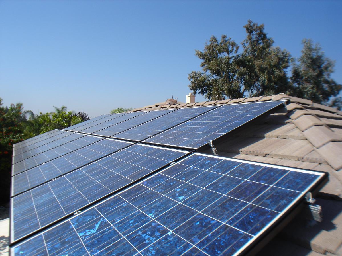 Acoperisul fotovoltaic, Foto: glennoigl.wordpress.com
