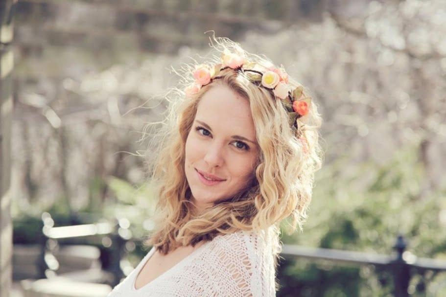Coronita din flori, Foto: hairstyleplans.com