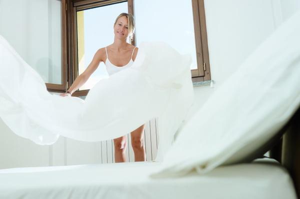 Cum sa curatati corect patul, Foto: sheknows.com