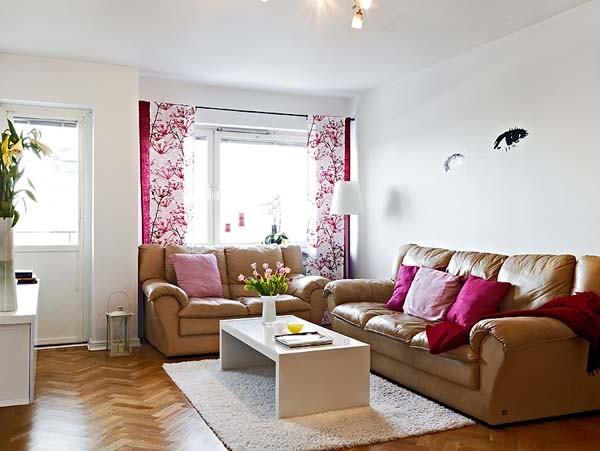 Cum sa decorati un apartament de mici dimensiuni, Foto: freshome.com