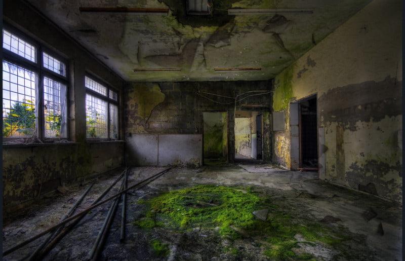 Explorarea urbana, Foto: thetimbre.com